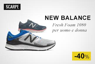 Scarpe running New Balance 1080 -40%