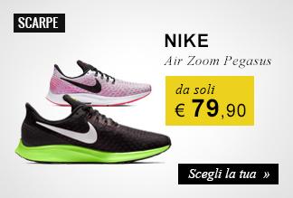 Running Nike Pegasus