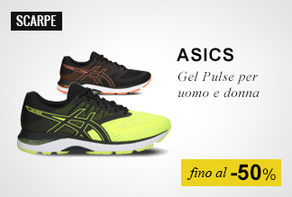 Scarpe running Asics Pulse -50%