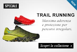 Nuova Collezione Scarpe Trail Running