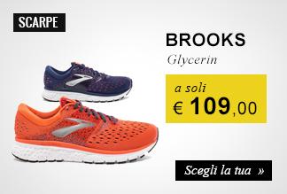 Scarpe running Brooks Glycerin a soli € 109,00