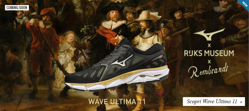 Nuova collezione Mizuno Wave Ultima 11