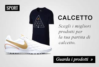 Consegna prodotti calcio e calcetto in giornata su Milano - Milkman Sameday