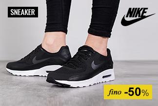 Sneaker Nike in promozione fino a -50%
