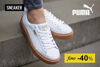 Sneaker Puma in promozione fino a -40%