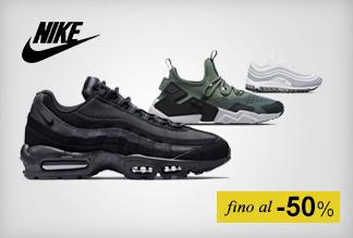 Sneaker Nike fino al -50%