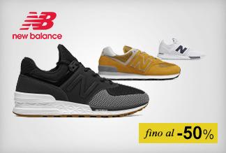 Sneaker New Balance fino al -50%