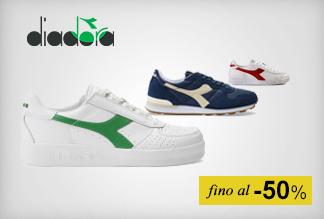 Sneaker Diadora fino al -50%