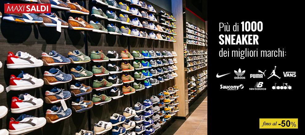 Saldi anticipati Sneaker