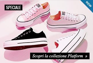 Collezione Converse Platform