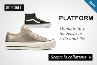 Sneaker Platform novità