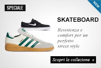 Sneaker Skateboard novità