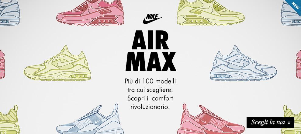 Novità Nike Air Max
