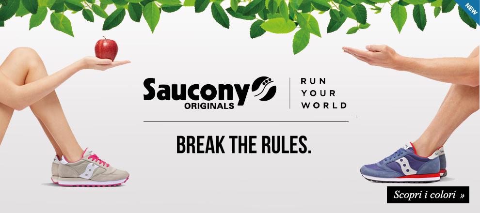 Nuova collezione Sneaker Saucony Originals