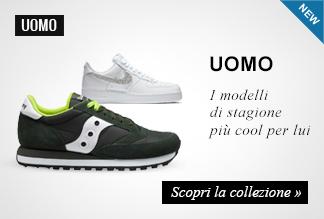 Sneaker novità uomo