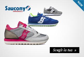 buy online 21f2c 7a408 Nuova Collezione Sneaker Saucony Originals
