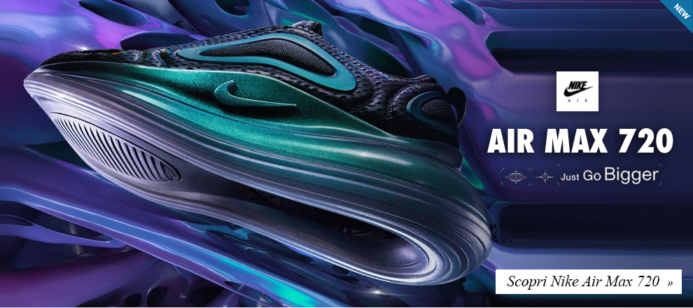 Nuova Collezione Nike Air Max 720