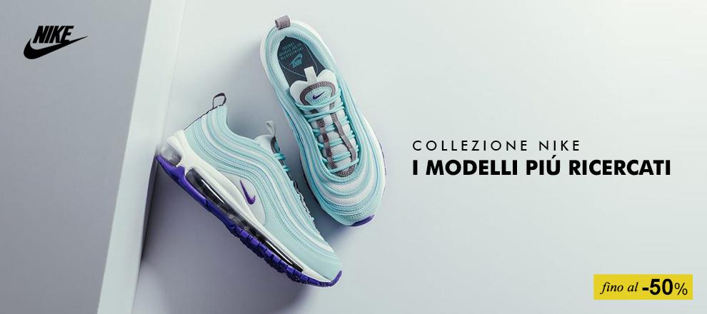 Collezione Nike fino al -50%