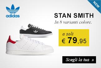 Adidas Originals Stan Smith a soli € 79,95