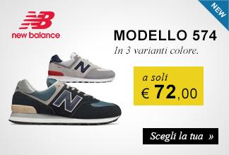 New Balance M 574 a soli € 72,00