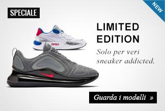 Sneaker Limited edition uomo, donna e bambino