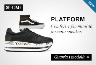 Sneaker Platform donna