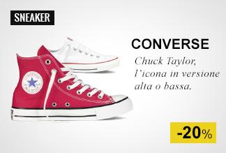 Converse Chuck Taylor -20%'