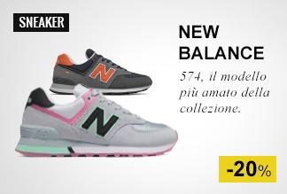 New Balance 574 -20%'