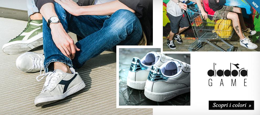 Sneaker Diadora Game
