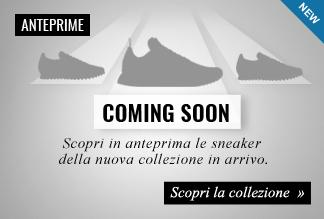 Scopri in anteprima i nuovi modelli sneaker in arrivo