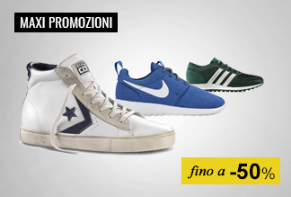 Sneaker in promozione