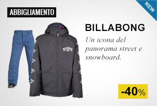Abbigliamento Snowboard Billabong -40%