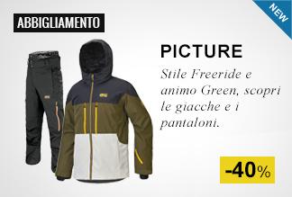 Abbigliamento Snowboard Picture -40%
