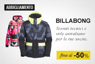 Abbigliamento Billabong