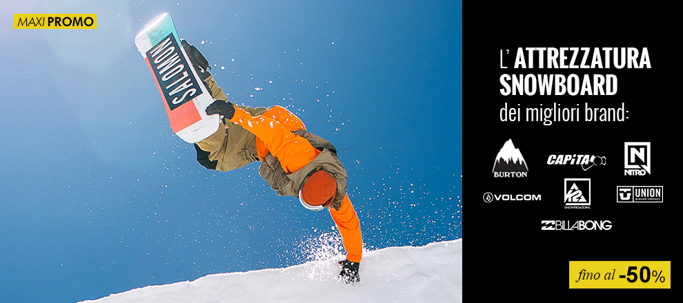 Maxi Promo Snowboard