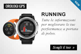 Orologi GPS da polso Running