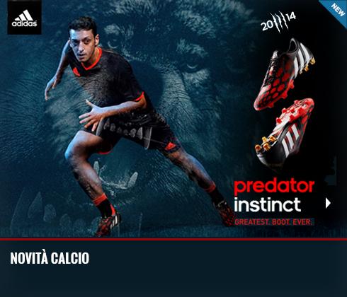 Nuova Adidas Predator Istinct