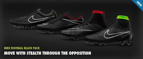 Nuova collezione Nike Black Pack 2014/2015