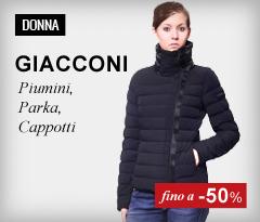 Maxi Saldi Giacconi Donna