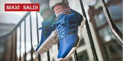 Maxi Saldi Sneaker fino a -50%