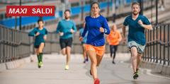 Maxi Saldi Running fino a -50%