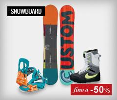 Maxi Saldi snowboard 2014/2015