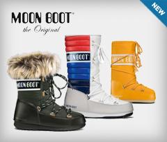 Collezione Tecnica Moon Boot 2014/2015