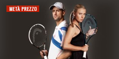 Tennis fino a -50%