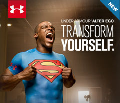 Collezione Under Armour Alter Ego