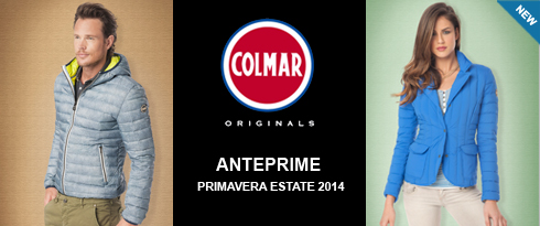 Anteprime Colmar Originals Primavera Estate 2014