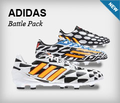 Speciale Adidas Battle Pack