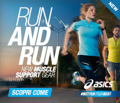 Nuova linea Asics Muscle Support