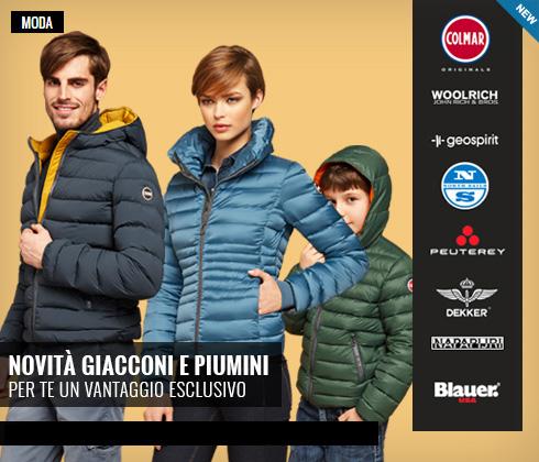 Novità Giacconi e Piumini Colmar Originals 2014/15
