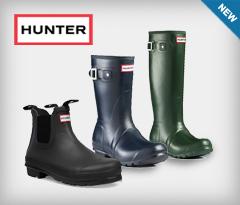 Nuova collezione stivali Hunter 2014/2015